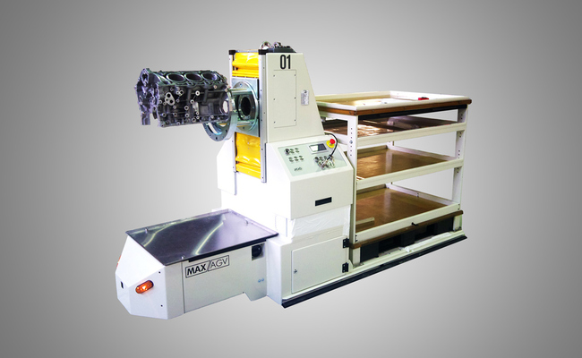 MAX AGV Assembly